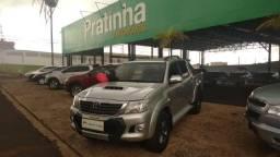 Toyota Hilux SRV D4D 3.0 Prata - 2013