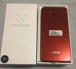 Asus Zemfone Zemfone 5 selfie 128gb pro novo
