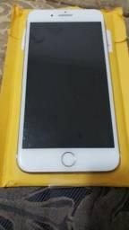 IPhone 7plus Silver 128GB