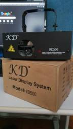 Laser Azul 500mv Dmx