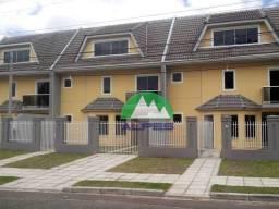 Sobrado residencial à venda, Boqueirão, Curitiba - SO0038.