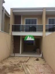 Sobrado com 3 dormitórios à venda, 92 m² por R$ 325.000 - Sítio Cercado - Curitiba/PR
