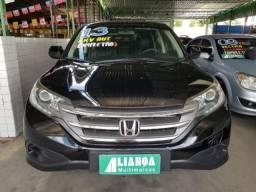Honda Crv LX Automática 2013 - 2013
