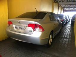 Honda Civic LXR 2008 blindado - 2008