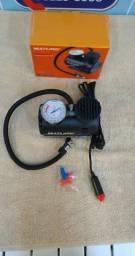 Mini Compressor De Ar Pneu De Carro [entregamos grátis] *