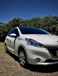 Peugeot 208 1.5 Flex Allure - 2016