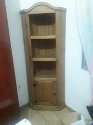 Barzinho de canto madeira