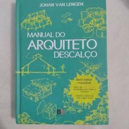 Livro manual do arquiteto descalço