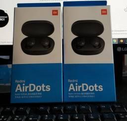 Fones AirDots Xiaomi Bluetooth