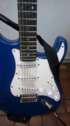 Guitarra auburn