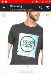 Camisas originais 75 reais cada