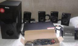 Home theater pht670