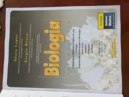 Livro de Biologia volume único