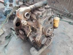 Motor p/ retro escavadeira jcb modelo 3c ano 2.012