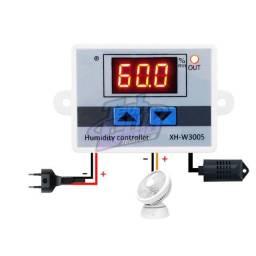 Controlador Regulador Umidade Chocadeira Com Umidificador