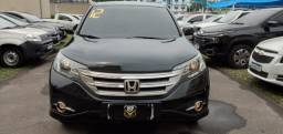 Honda CR-V LX Flex/GNV. 2.0 C/Entrada+48x956 Fixas
