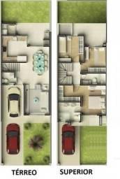 8287   Sobrado à venda com 3 quartos em Alto Cascavel, Guarapuava