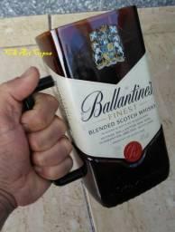 Canecão Whisky Ballantines 700 ml