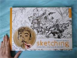 Beginner's Guide to Sketching: Characters, Creatures and Concepts livro