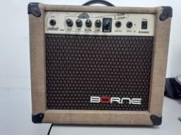 Caixa anplificadora BORNE CV80