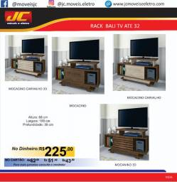 Rack Bali TV até 32             oo