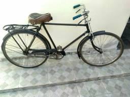 Bicicletas antigas miyata japonesa e Toledo alemã as duas arp 28 preta ta td original