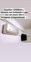 Climatização/AR condicionado