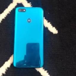Moto E6 play Vendo ou troco por i phone