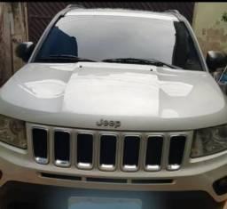 Vendo jeep compass sport pra roça - 2012