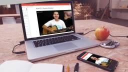 Aprenda a tocar violão sem sair de casa!
