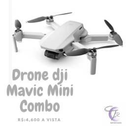 Drone Dji Mavic Mini FLY More Combo ( Novo )