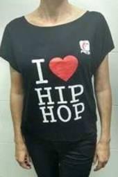 Blusa Feminina I Love Hip Hop - Fenix