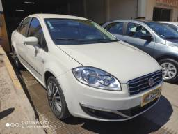 FIAT LINEA ABSOLUT 1.8 AUT. 2014/2015- BRANCO- EXTRA