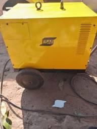 Máquina ESAB eletrodo