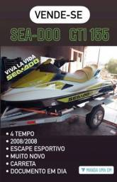 Jet ski sea doo gti 155