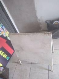 Cavalete para placa publicitária