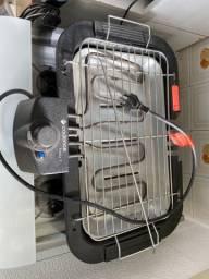 Churrasqueira Elétrica Cadence Grill
