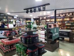 Prateleira de Madeira para Mercados e Mercearias - Montamos sua loja