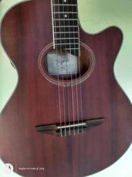 Vendo violão Tagima Vegas elétrico nylon