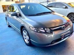 Honda Civic perfeito estado 2008 automático