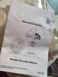 Bomba de tirar leite elétrica