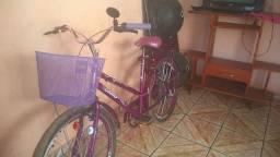Vendo bicicleta mocinha