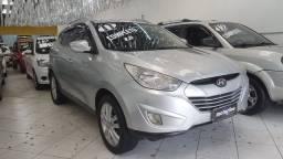 Hyundai IX35 2.0 4p 2011 Prata Completo Super Novo Doc OK