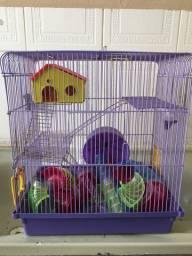 Vendo casinha de hamster!