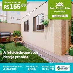 Marinho - Aptos novos proximos a Forquilha > Subsidio R$ 31.665,00
