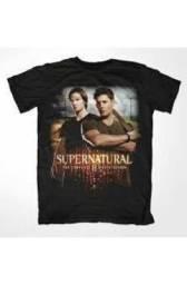 T-shirt supernatural - Loja MiniChina