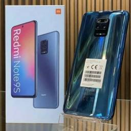 Celular Xiaomi Redmi Note 9S 128GB / 6GB Ram - Versão Global