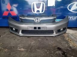Para choque dianteiro Honda Civic 2015 semi-novo original