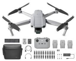 Drone Dji Mavic Air 2 Combo Flymore - lacrado - Pronta Entrega