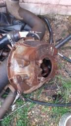 Capa seca motor cummins